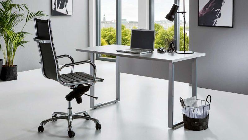 Schreibtisch OFFICE EDITION lichtgrau