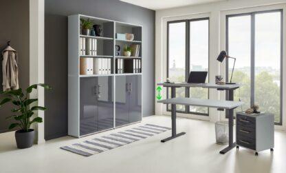 Büroeinrichtung Set 11